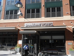 BROOKLAND WORDS BUILDING